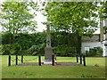 NZ4061 : Whitburn War Memorial by Alexander P Kapp