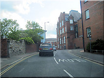 SK3950 : Entering Ripley on Cromford Road by John Firth