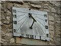 NZ4061 : Whitburn Parish Church, Sundial by Alexander P Kapp
