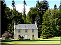 NH6168 : Cottage in the grounds of Novar House by sylvia duckworth