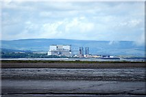 ST2146 : Hinkley Point Power Stations by Rob Newman