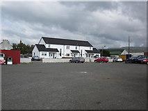 NX0882 : Foreland Car Park by Billy McCrorie
