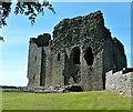 NY9913 : Bowes Castle by Paul Buckingham