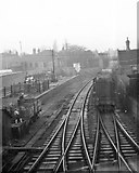 TA2609 : West along railway to Deansgate Bridge by John Firth