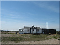 TR0916 : Beach House, Dungeness by David Anstiss