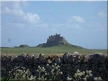 NU1341 : Lindisfarne Castle by Michael Dibb