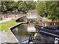 SE0311 : Huddersfield Narrow Canal, Tunnel End by David Dixon