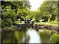 SE0511 : Huddersfield Narrow Canal, Lock 38E by David Dixon