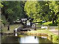 SE0512 : Huddersfield Narrow Canal, Lock 36E by David Dixon