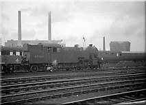 SE5703 : Carriage sidings to west of Doncaster station by John Firth