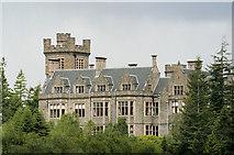 NH5795 : Carbisdale Castle by Stuart Logan