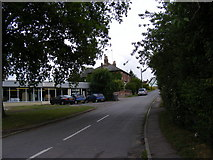 TM2863 : Victoria Mill Road,Framlingham by Adrian Cable