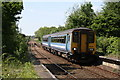 TG3018 : Train approaching Hoveton and Wroxham station by Glen Denny