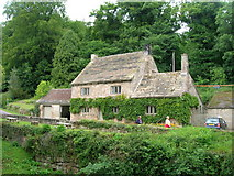 SE2768 : Cottage near Fountains Abbey by JThomas