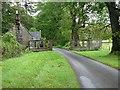 NU0412 : East Lodge, Eslington Park by Oliver Dixon