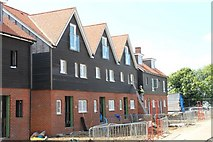 SU5985 : New homes at the Schuster by Bill Nicholls