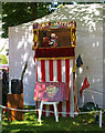 TQ2887 : Highgate Festival 2011: Punch and Judy by Julian Osley