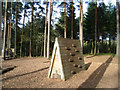 SU8141 : Play area - Alice Holt Forest by Sandy B