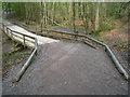 SU8142 : Crossing a stream by Sandy B