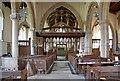 TF0705 : St John the Baptist, Barnack - East end by John Salmon