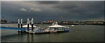 NZ3567 : Shields Ferry by Peter McDermott