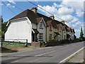 TL0852 : Houses at Renhold by M J Richardson