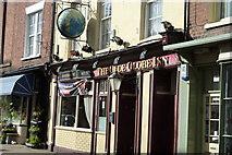 TA1767 : The Olde Globe Inn, High Street, Bridlington by Michael W Beales BEM
