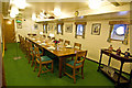 NT2677 : Royal Yacht Britannia, dining room by Alan Findlay