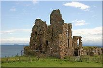 NO5101 : Newark Castle by Jim Barton