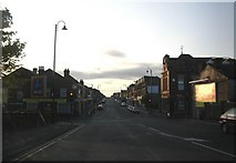 SD6311 : Traffic Lights on Chorley New Road by Peter Bond