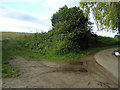 TM1330 : Farm track meets Mill Road by Roger Jones
