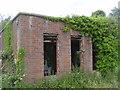 SP4376 : Derelict Building by Ian Rob