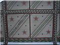 SU6134 : Ceiling Panels, Bighton Church by Colin Smith
