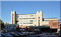 TQ3480 : News International Building, Wapping by Roger Jones