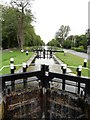 N8524 : Lock No. 17 on the Grand Canal at Landenstown, Co. Kildare by JP