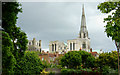 SU8504 : Chichester Cathedral, Sussex by Peter Trimming