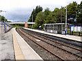 NZ2325 : Shildon Railway Station by David Dixon