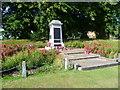 TQ4671 : Sidcup War Memorial by Marathon