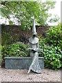 C2703 : Sculpture, Oakfield Park by Kenneth  Allen