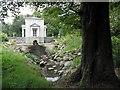 C2703 : Folly, Oakfield Park by Kenneth  Allen