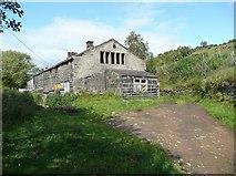 SE0125 : Brink Top from the west, Mytholmroyd by Humphrey Bolton