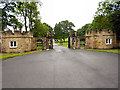 NZ1322 : Entrance to Raby Castle by David Dixon