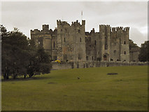 NZ1221 : Raby Castle by David Dixon