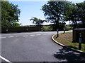 TL2765 : Lattenbury Bridge on the A1198 Ermine Street by Adrian Cable