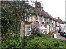 TM0458 : Hamilton House tearooms, Stowupland Street by Roger Cornfoot