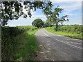 SJ4868 : Heath Road near Old Hall Farm by Jeff Buck