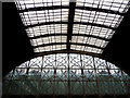 TQ2681 : Ironwork at Paddington Station, London by Christine Matthews