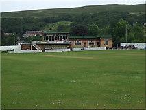 SD9321 : Walsden Cricket Club Pavilion by BatAndBall