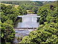 NZ0416 : River Tees from Barnard Castle by David Dixon