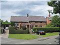 SJ6173 : Weaverham Free Grammar School by Sue Adair